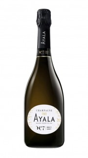 """Collection n.7"" Champagne Brut Ayala 2007"