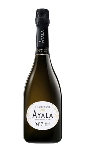 """""""Collection n.7"""" Champagne Brut Ayala 2007"""