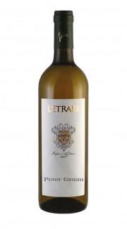 Trentino Pinot Grigio DOC Letrari 2018