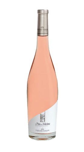 """""""LE PAS DU MOINE ROSE' """" Côtes de Provence Chateau Gassier 2019 MAGNUM"""