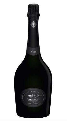 """Grand Siècle"" NR. 24 Champagne AOC Brut Grande Cuvée Laurent Perrier"