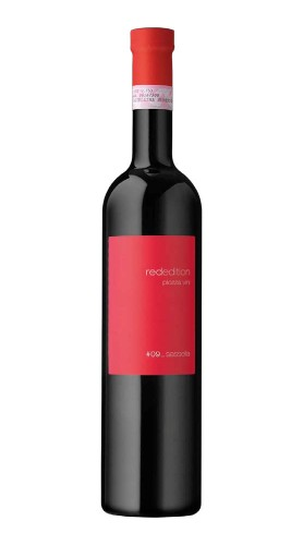 """""""Red Edition"""" Valtellina Superiore Sassella DOCG Riserva Plozza 2015"""