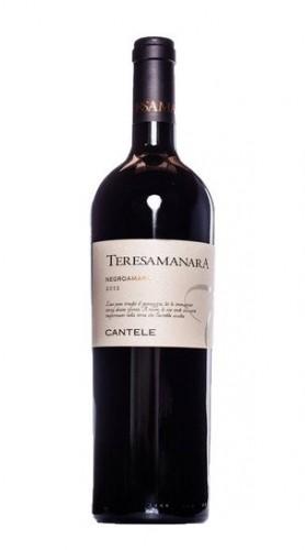 """Teresa Manara"" Negroamaro Salento IGT Cantele 2017"