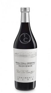 Biele Zôe Cuvée 85/15 Sauvignon Friuli Colli Orientali DOC Tenimenti Civa 2019
