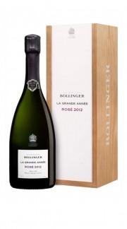 """La Grande Année"" Champagne AOC Rosé Bollinger 2012 Astucciato"