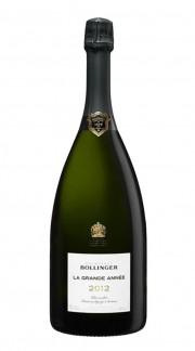 """""""LA GRANDE ANNEE"""" Champagne Brut Bollinger 2012 MAGNUM"""