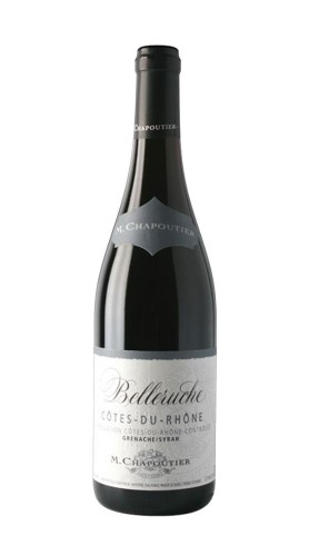 """""""Belleruche"""" Rouge Cotes du Rhone Chapoutier Michel 2019"""