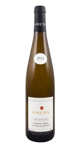 """""""Les Argiles Blanches"""" Alsace AOC Pinot Gris GRUSS 2019"""