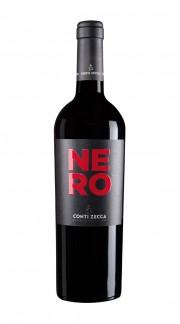 """""""Nero"""" Salento Rosso IGP CONTI ZECCA 2017"""