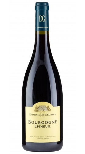 Bourgogne Epineuil Rouge Dominique Gruhier 2018