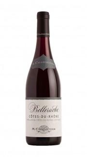 """""""Belleruche"""" Cotes du Rhone AOC Rouge Chapoutier Michel 2019 1.5 Lt"""