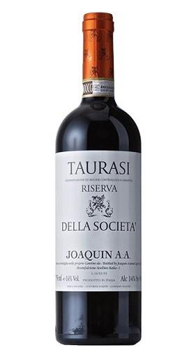 """Taurasi Riserva DOCG """"Della Società"""" JOAQUIN 2014 75 Cl"""