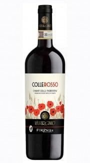 """""""Collerosso"""" Chianti Colli Fiorentini DOCG Valvirginio 2015"""