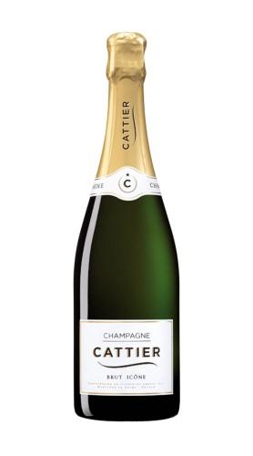 Champagne Brut AOC Icone Cattier