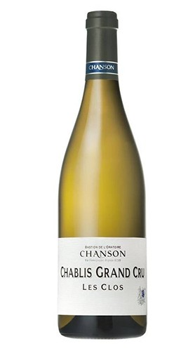 """Les Clos"" Chablis Grand Cru CHANSON PERE & FILS 2018"
