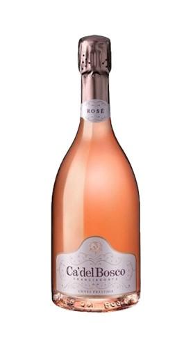 """""""Cuvée Prestige"""" Franciacorta DOCG Rosé Brut Ca' del Bosco"""