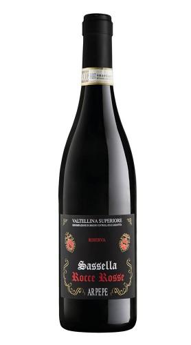 """Rocce Rosse"" Valtellina Superiore DOCG Sassella Riserva Ar.Pe.Pe. 2013"