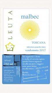 """Malbec"" Toscana IGT Leuta 2017"