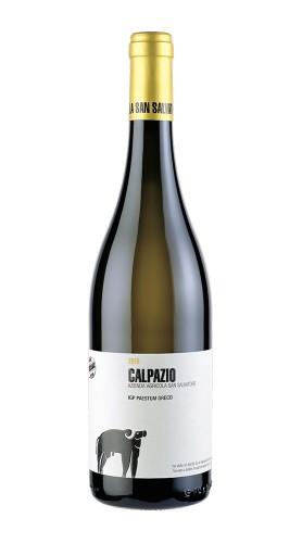 """Calpazio"" Paestum IGP Greco BIO San Salvatore 2019"