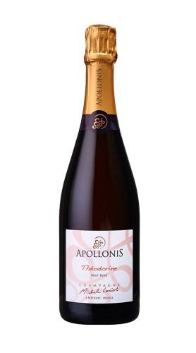 'Theodorine' Champagne AOC Rosè Brut Apollonis-Michel Loriot