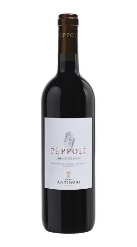 """Peppoli"" Chianti Classico DOCG Antinori 2018"
