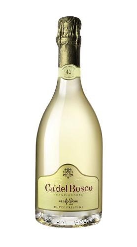 """""""Cuvée Prestige"""" Franciacorta DOCG Extra Brut EDIZIONE 42 Ca' del Bosco"""