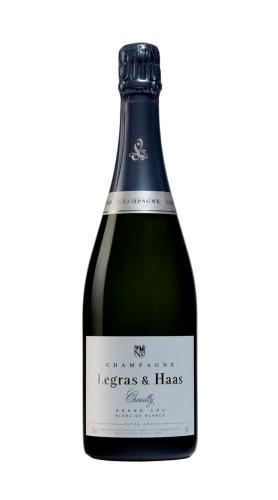 Champagne Extra Brut Blanc de Blancs Grand Cru Legras & Haas