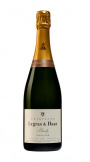 """""""Intuition"""" Champagne Brut Legras & Hass"""