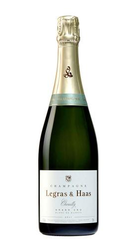 Champagne Brut Blanc de Blancs Grand Cru Legras & Haas
