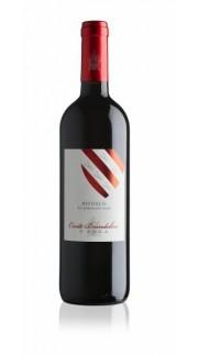 Refosco dal Peduncolo Rosso Friuli Grave DOC CONTE BRANDOLINI D'ADDA 2015 75 Cl