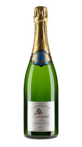 """""""Tradition"""" Champagne AOC De Sousa"""