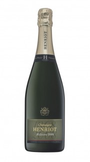 Brut Millesime Champagne Henriot 2008