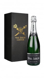 Champagne Blanc de Blancs Millesime 2008 Phil Sublim - Astucciato