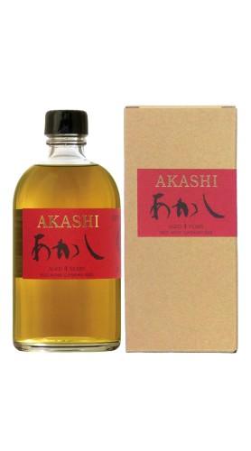 Whisky Single Malt 4 Y.O. Red Wine Cask White Oak Distillery - Akashi
