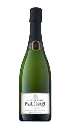 """""""Sélection"""" Champagne AOC Paul Clouet"""
