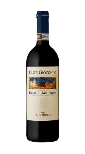 """""""Castelgiocondo"""" Brunello di Montalcino DOCG Marchesi de' Frescobaldi 2014"""