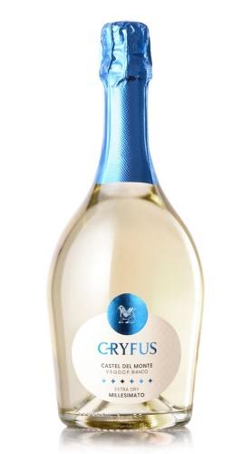 """Cryfus Sixty Edition"" Castel del Monte V.S.Q.D.O.P. Bianco Extra Dry Crifo Millesimato 2020"