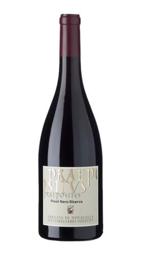 """""""Praepositus"""" Pinot Nero Sudtirolo DOC Riserva Abbazia di Novacella 2017"""