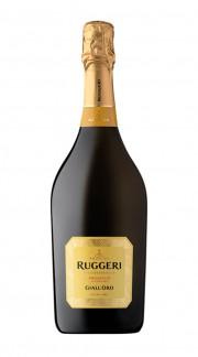 """""""Giall'oro"""" Prosecco di Valdobbiadene Superiore DOCG Extra Dry Ruggeri"""