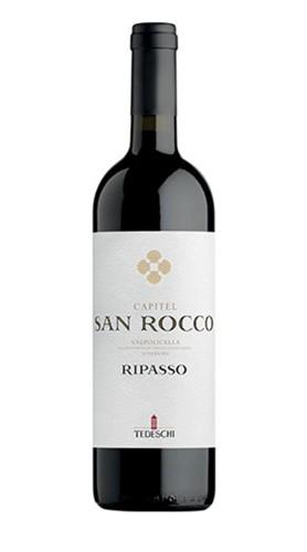 """""""Capitel San Rocco"""" Valpolicella Superiore Ripasso DOC Tedeschi 2018"""