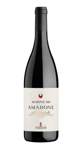 """Marne 180"" Amarone della Valpolicella DOCG Tedeschi 2017"