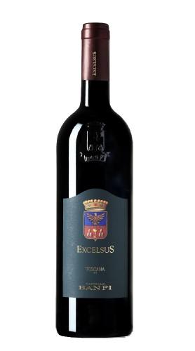 """""""Excelsus"""" Toscana Rosso IGT Banfi 2016"""