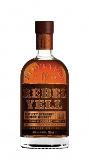 Rebel Yell Kentucky Straight Bourbon Whiskey - Cognac finished barrels