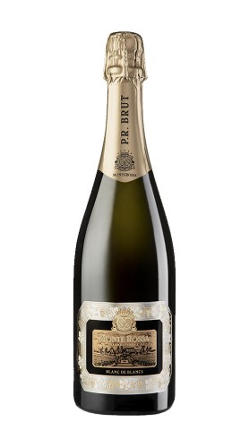 """P.R."" Franciacorta Brut Blanc de Blancs Monte Rossa"