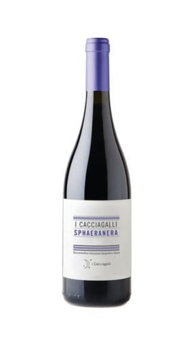 """""""Sphaeranera"""" in Anfora I Cacciagalli 2018"""