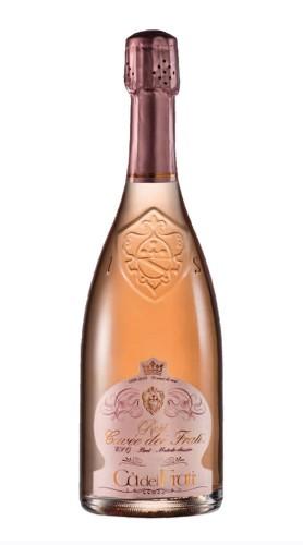 """""""Cuvée dei Frati"""" Spumante Metodo Classico Brut Rosé Cà dei Frati"""