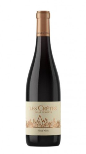 Pinot Nero Les Cretes 2017