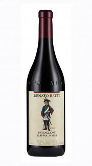 """""""Battaglione"""" Barbera D'Alba DOC Renato Ratti 2019"""