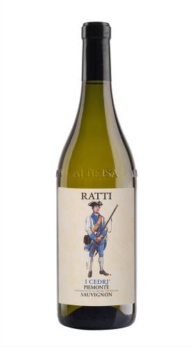 """""""I Cedri"""" Sauvignon Piemonte DOC Renato Ratti 2018"""