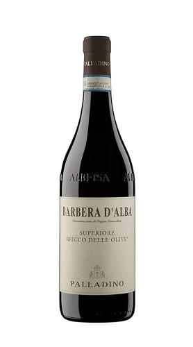 Barbera d'Alba DOC Superiore Bricco delle Olive Palladino 2018 MAGNUM